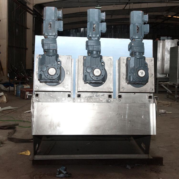 叠螺污泥脱水机 江西屠宰污水专用设备叠螺机 厂家直供