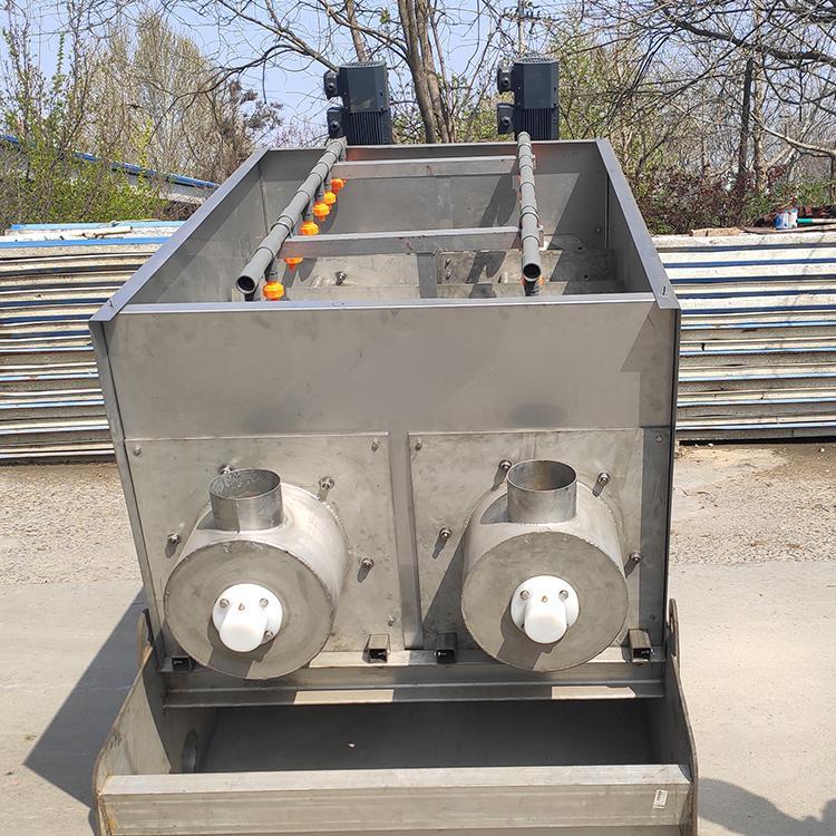 叠螺式污泥脱水机 洗毛厂用叠螺机352万洁环保 叠螺压滤机 周晓畅