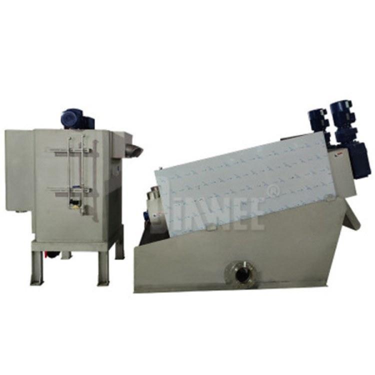 达伟环保 污泥压滤机 全自动污泥压滤机 污泥浓缩压滤机