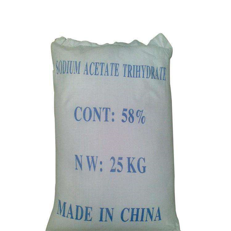 福建醋酸钠价格 58-60%三水醋酸钠 -批发国标无水醋酸钠