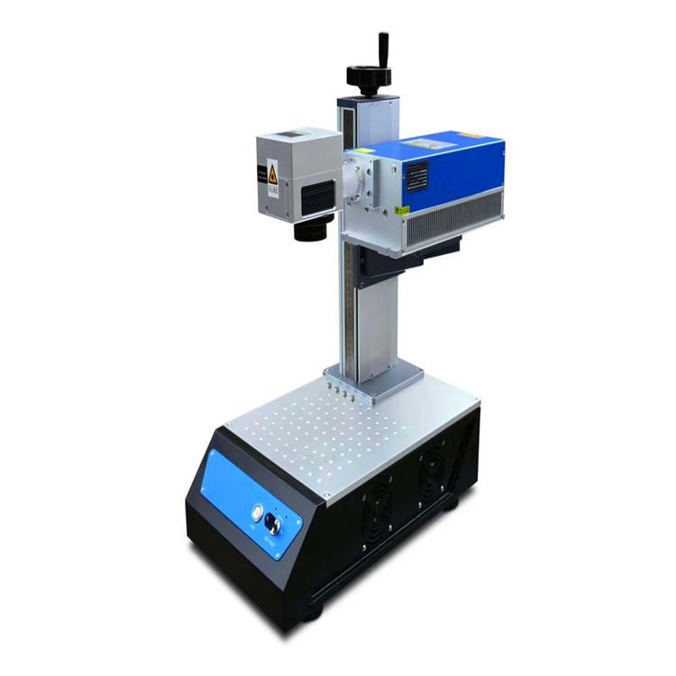 洁具龙头激光打标机 食品包装在线激光喷码机 包邮