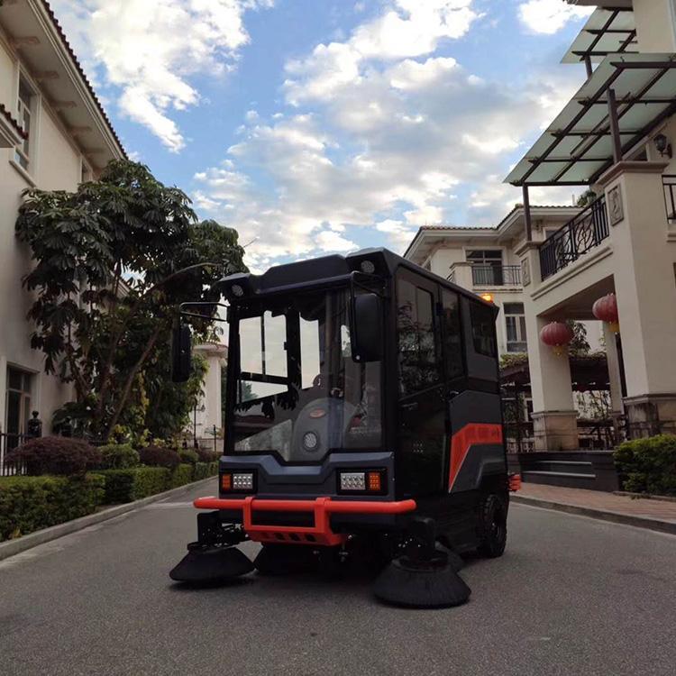 电动扫地机 电动扫地机生产公司 佛山电动扫地机