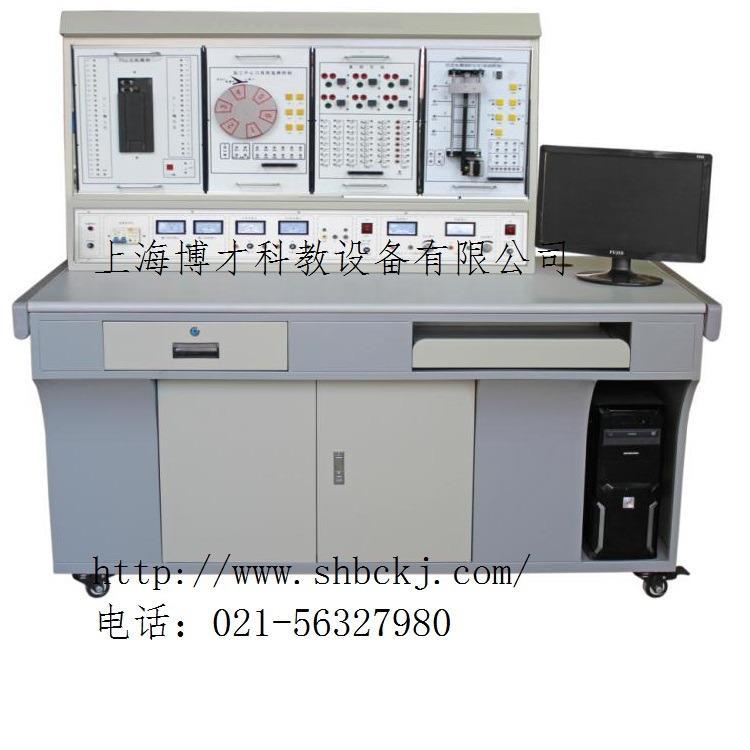 西安通用自动化实训设备厂家 BCX-03B PLC可编程控制器实验装置
