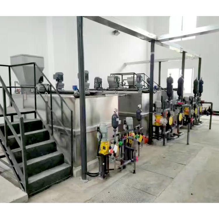 污泥处理设备 周晓畅403型印染厂全自动叠螺式污泥脱水机厂家直销