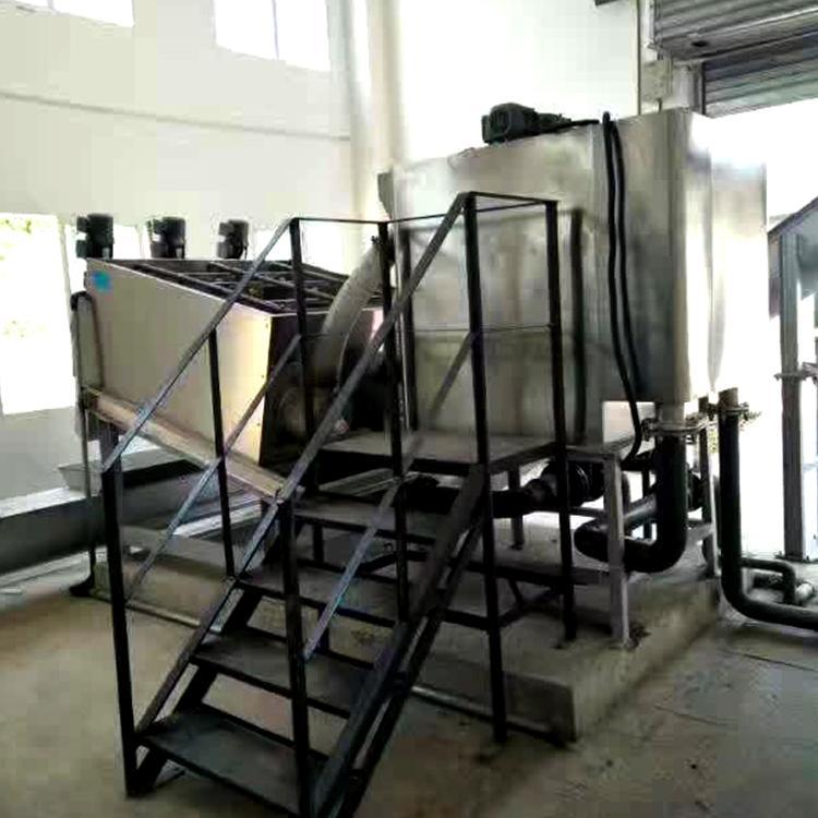 叠螺机203型 叠螺压滤机 橡胶厂污水处理设备周晓畅叠螺机价格