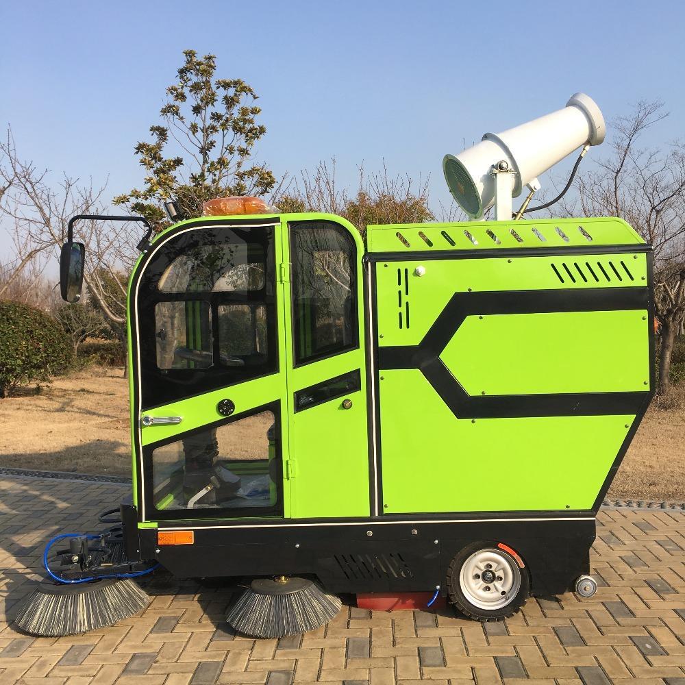 程煤驾驶式扫地车 全封闭 市政环卫扫地清扫车小区用