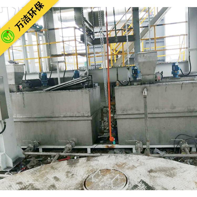 周晓畅404型纺织厂不锈钢叠螺式污泥脱水机 四川厂家直销