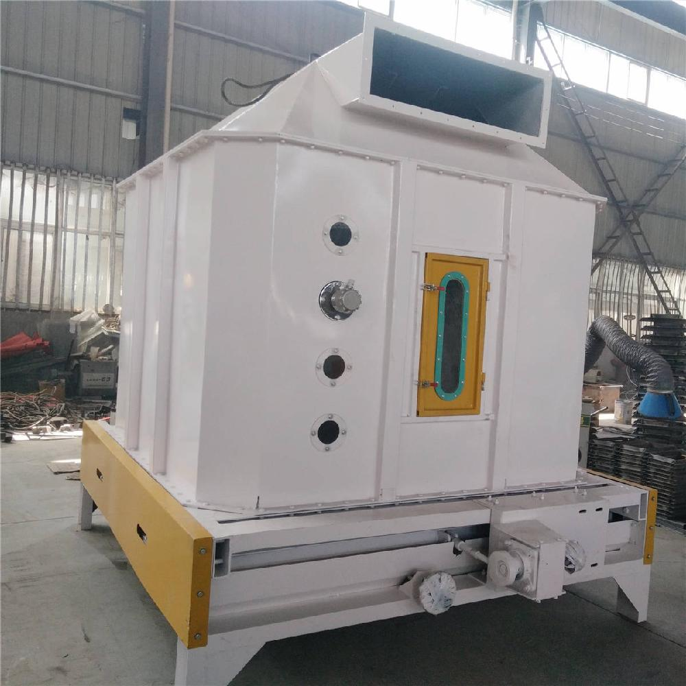 饲料加工设备及成套工程 恒润机械