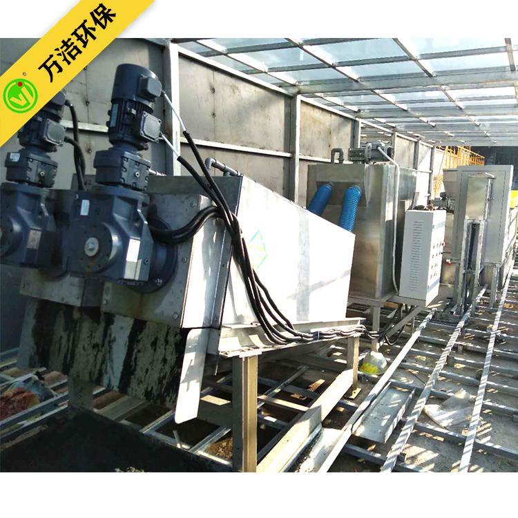 叠螺脱水机202 糯米加工厂叠螺压泥机 叠螺机质保一年