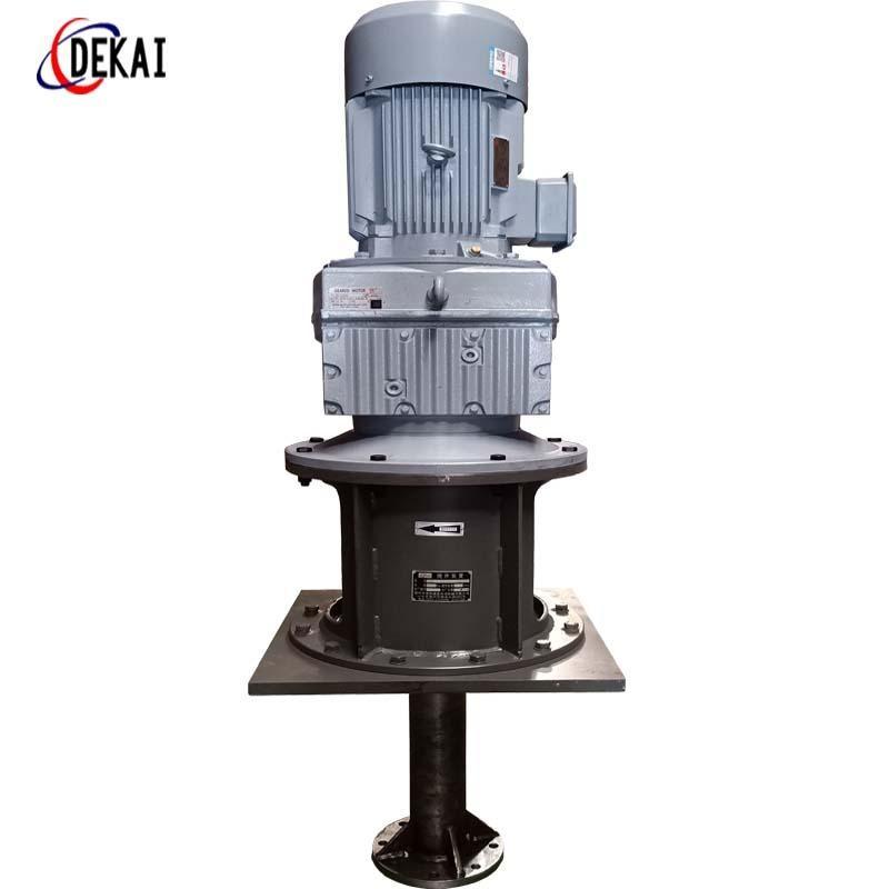德凱攪拌器2507不銹鋼水處理攪拌設備廠家直銷