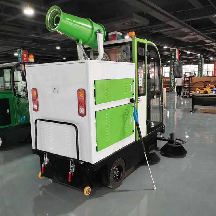 中隧机械YYD-2000G驾驶式扫地机 带雾炮驾驶式清洁车