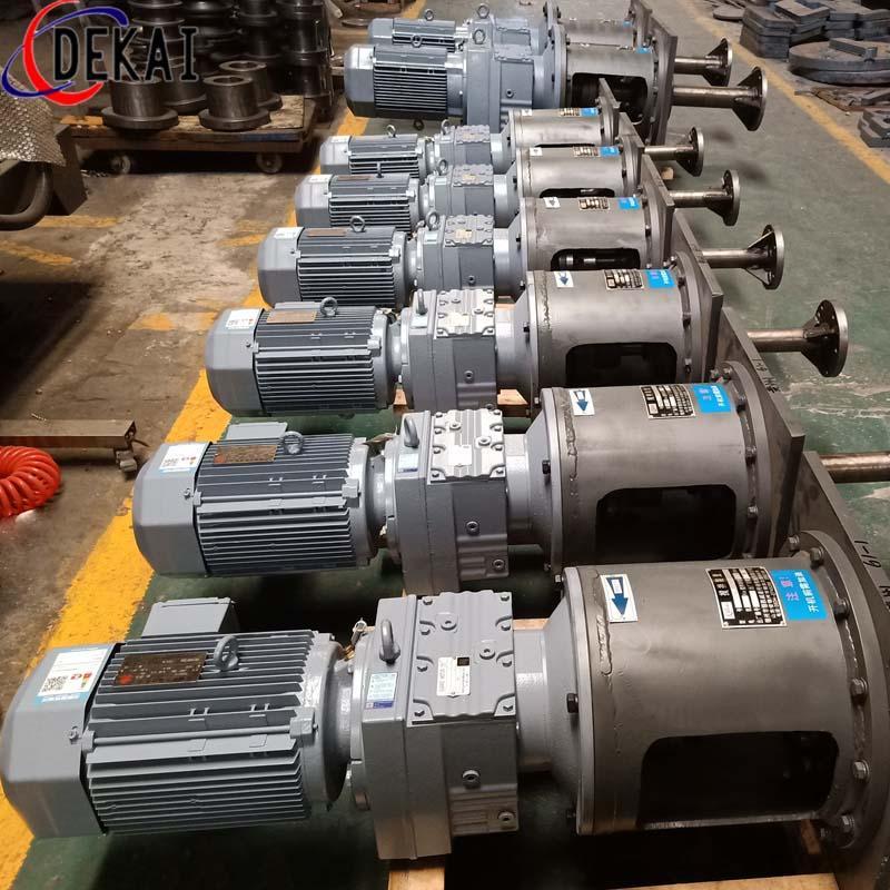 德凱機械攪拌器CBY水處理混合攪拌設備