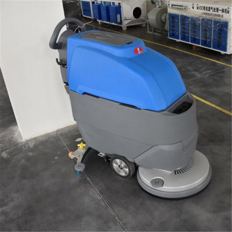 小型多功能手推式全自动洗地机 鑫塔洗地机价格