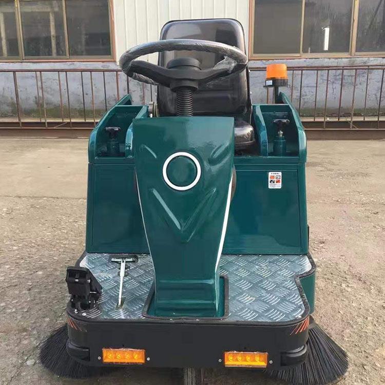 中旺 座驾扫地车 小型驾驶式扫地机 车间专用电瓶式清扫机