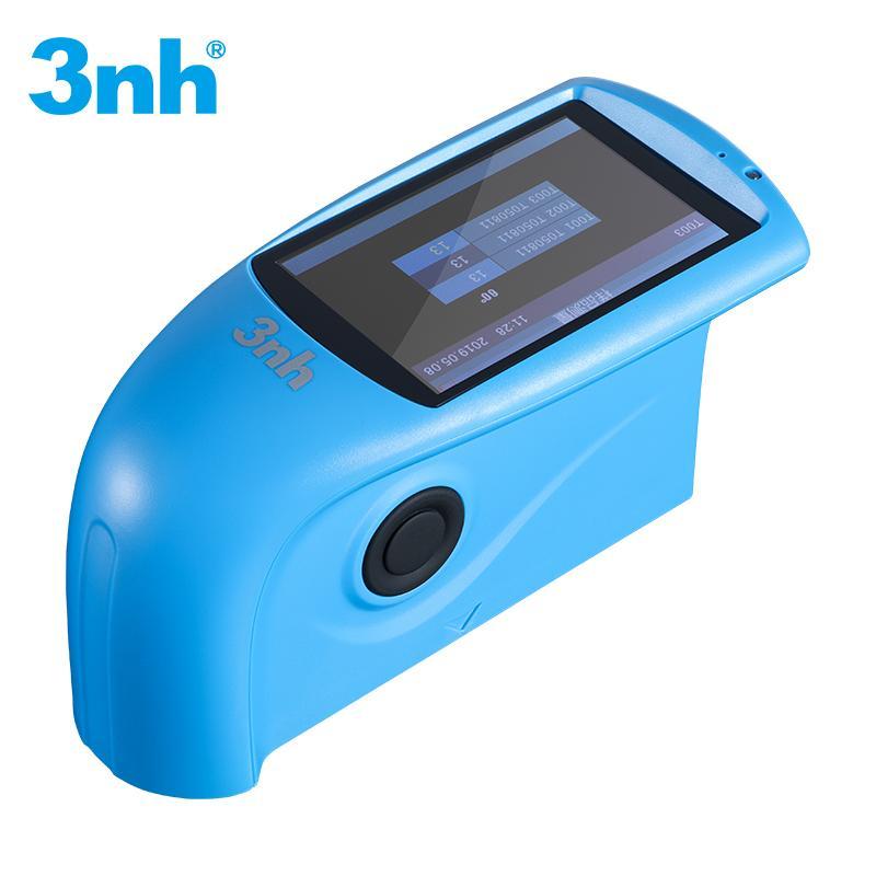 3nh三恩时HG60S经济型塑料光泽度仪便携式皮革光泽度计厂家