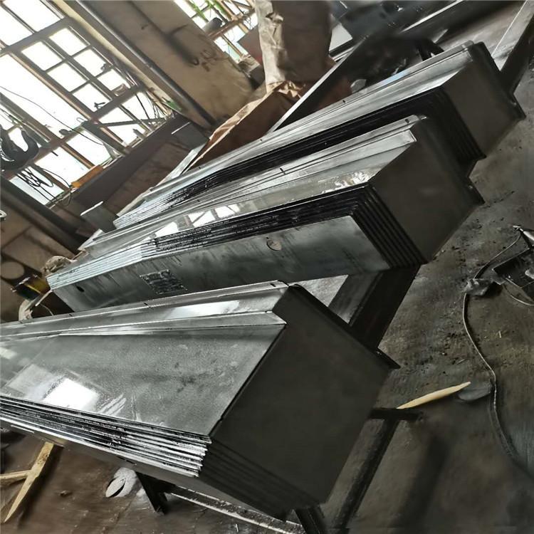 加工定制 机床防护罩 数控机床导轨防护罩 厂家骅捷