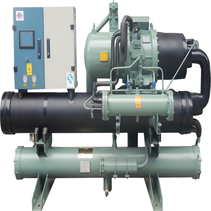 冷凝机组制造商一手报价 热回收水冷螺杆式冷水机组 蓝海神骏