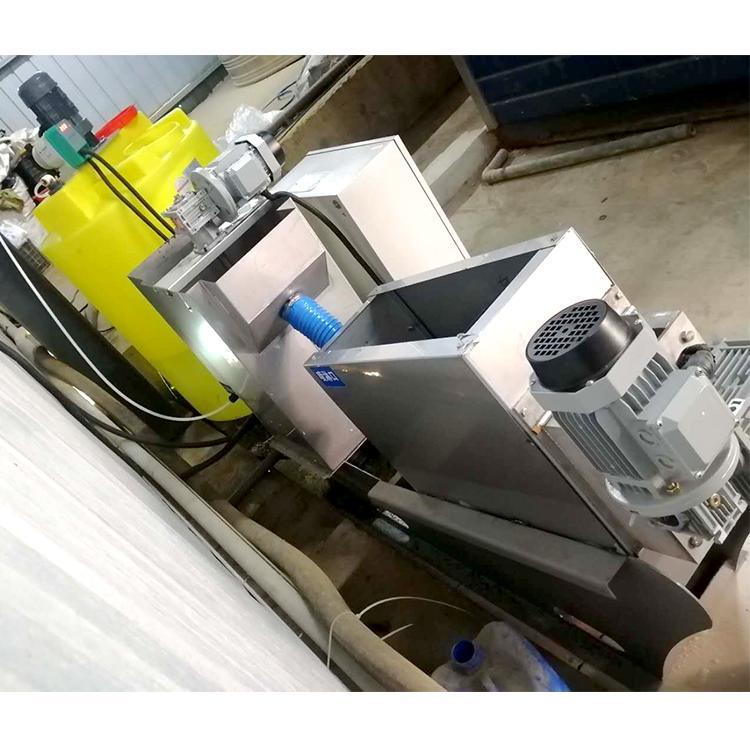 叠螺污泥脱水机131型 食品厂污泥处理设备 叠螺机价格