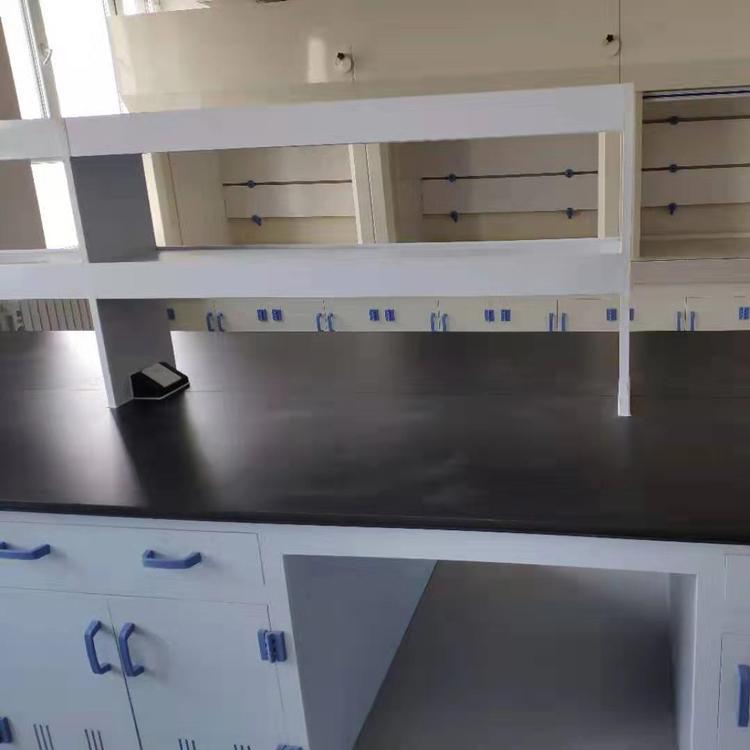 汉昌生产PVC实验室家具 实验室边台