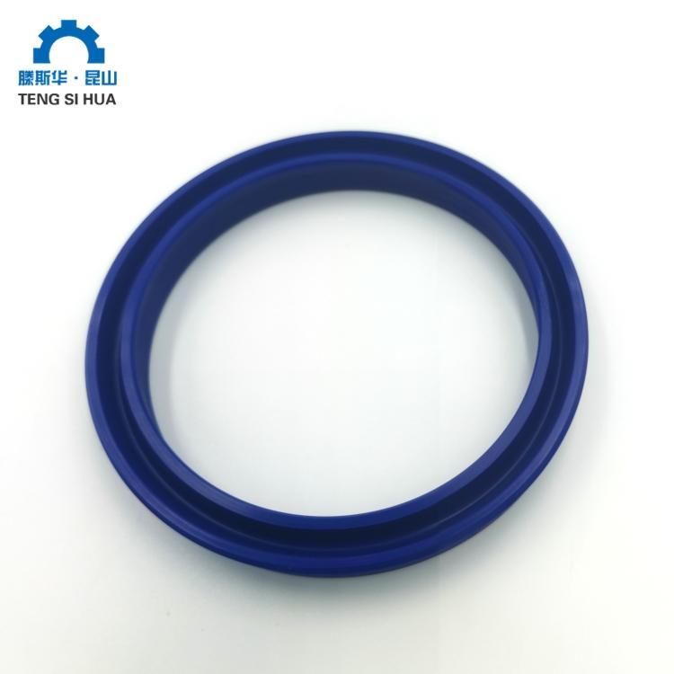 供应进口聚氨酯U型圈 Y型圈 YX型圈 液压密封件 环保蓝色密封圈