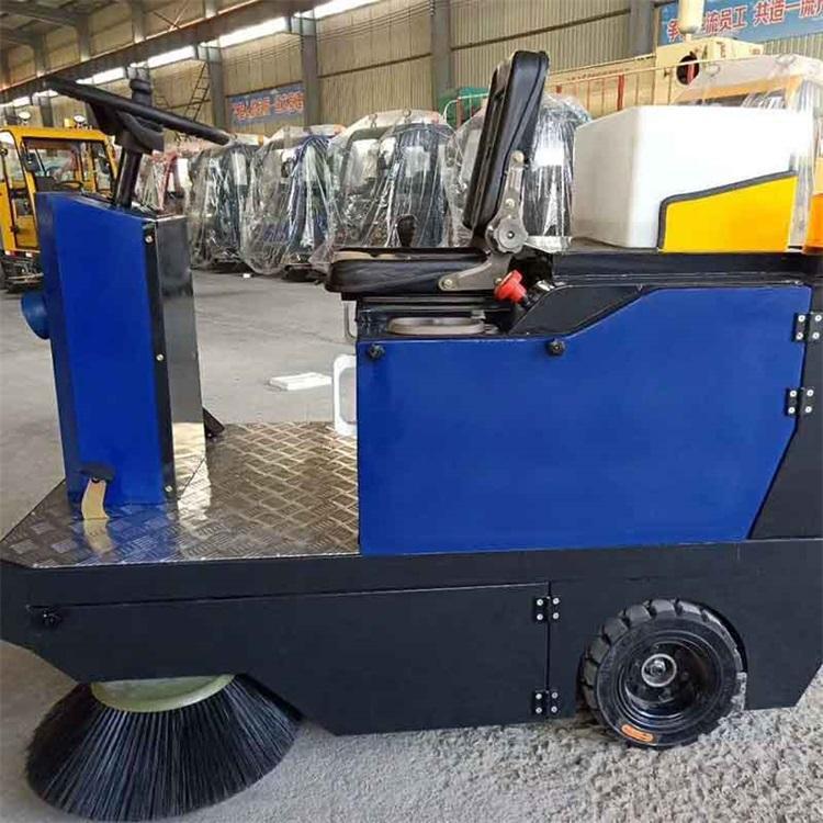 程煤全自动扫地车 大型驾驶式扫地车 厂家加工