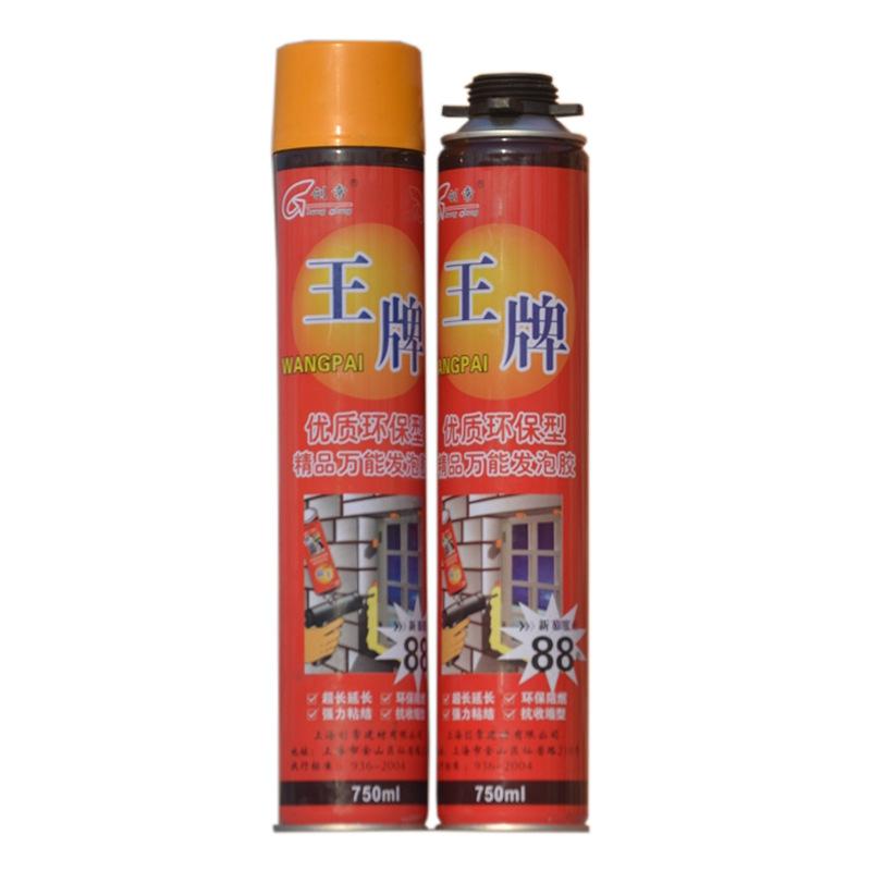 现货热供发泡胶发泡剂填缝剂建筑专用泡沫膨胀填充胶