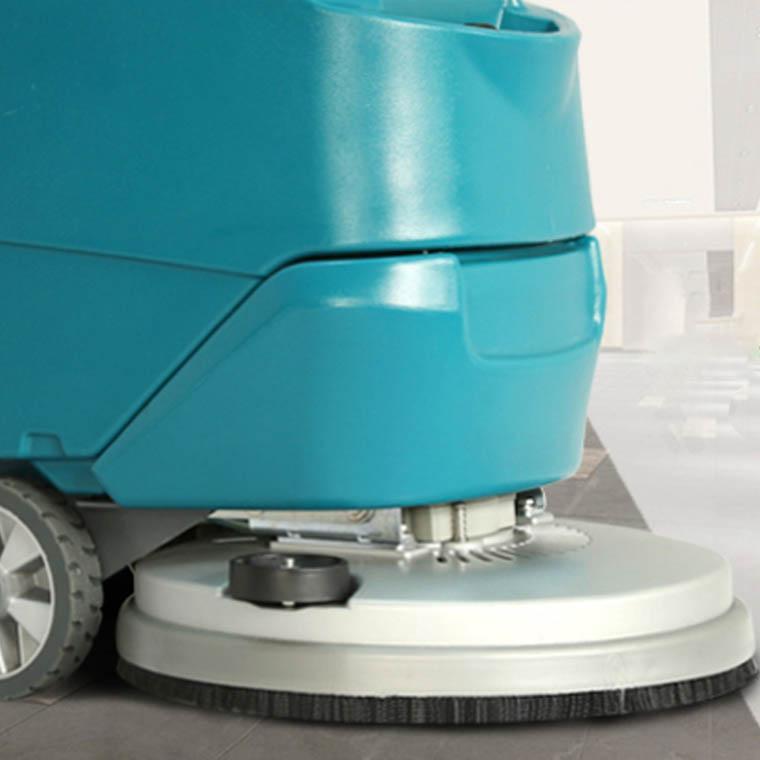 芙洁诚生产工厂车间工业洗地机 手推式洗地机维修