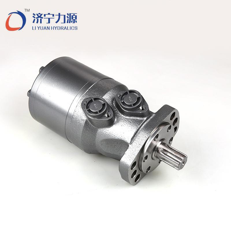 低速液压摆线马达 BM4 jnly 马达 钻机配件液压马达
