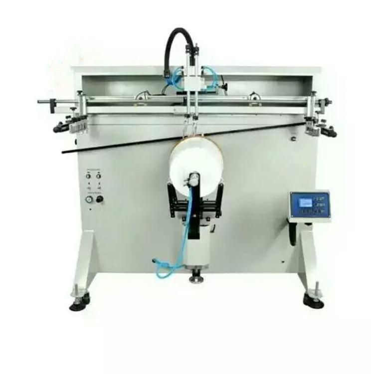 骏晖 2030精密转盘丝印机 大圆面丝印机 厂家直销 品质保证