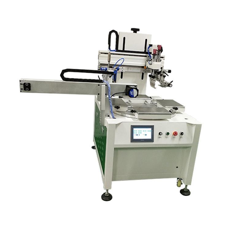 丝印机 骏晖760高速全自动单色丝印机 圆瓶UV丝网印刷机优质厂家