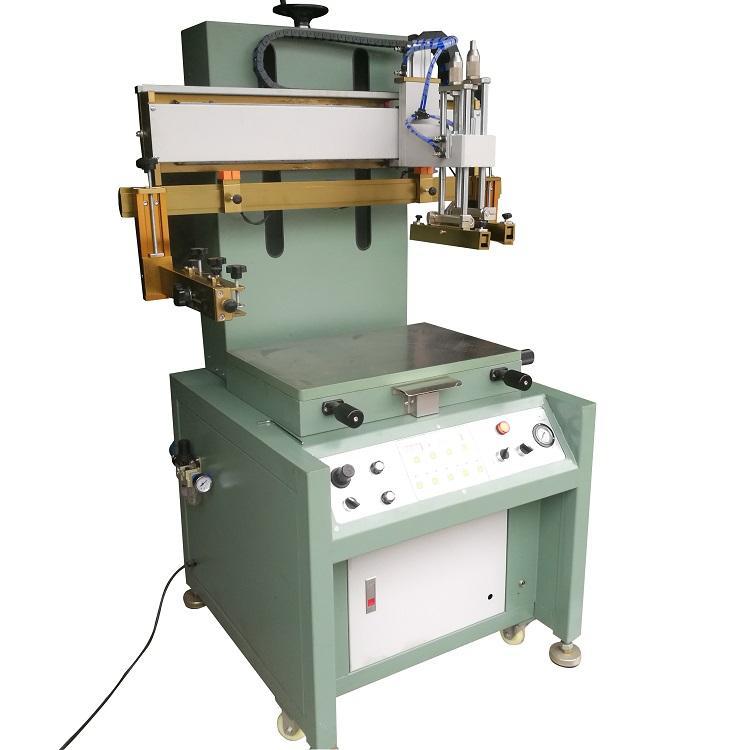 骏晖 4060平面丝印机 自动电动丝网印刷机 广告牌线路板丝印机