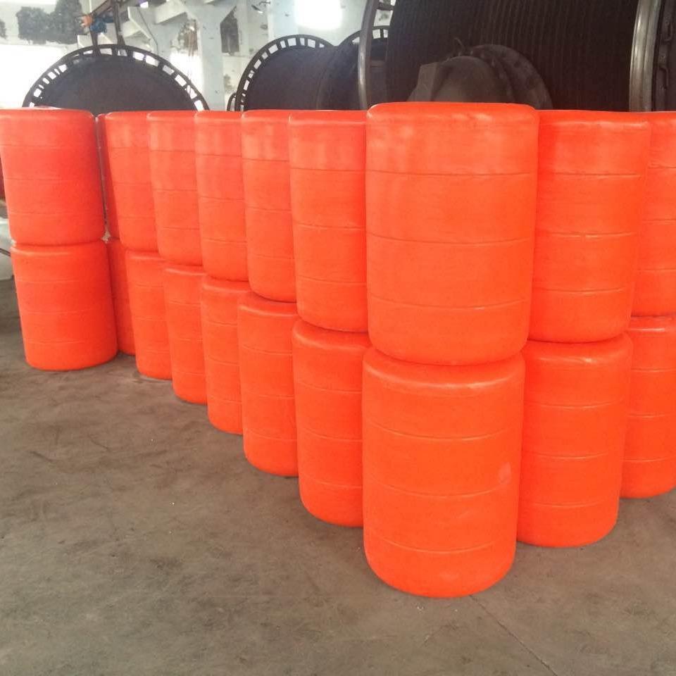 友特容器 內徑180夾管浮體/管道浮體/管道浮體浮筒 疏浚PE浮筒
