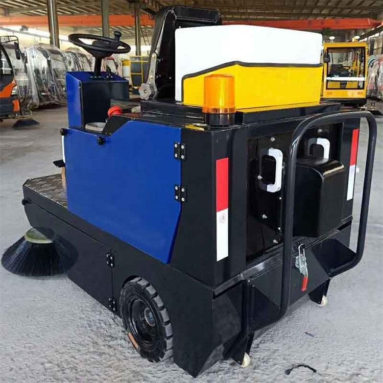 程煤小型驾驶式扫地机 座驾式扫地机 电动扫地车