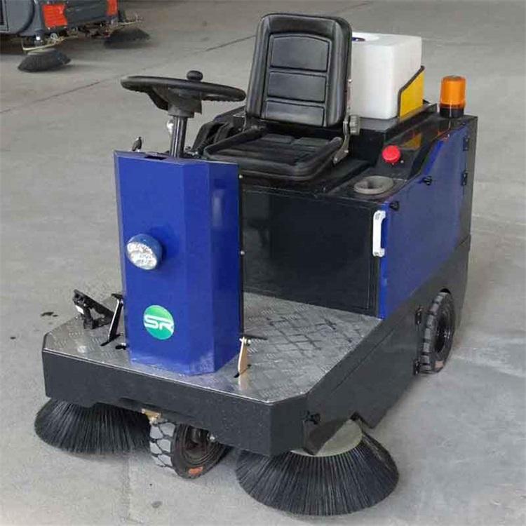程煤电瓶式扫地车 小型驾驶式扫地机 电动扫地车