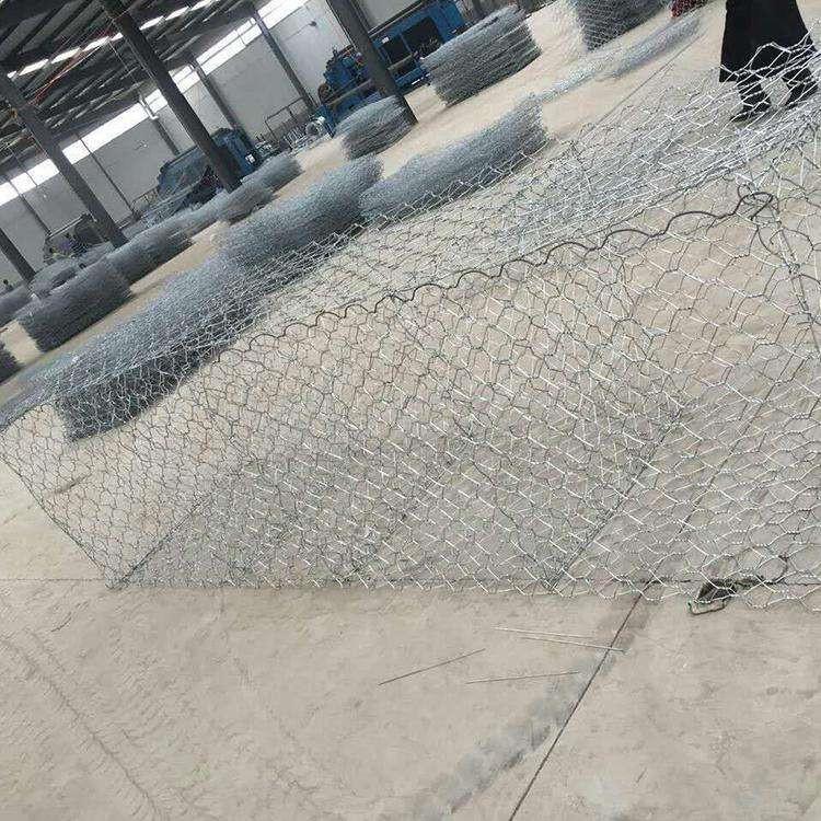 康博 石笼网 河滩防护石笼网 加工定制 厂家直供