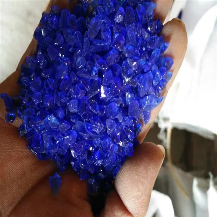 矿产品供应 加工定做 玻璃砂装饰专用 兰国