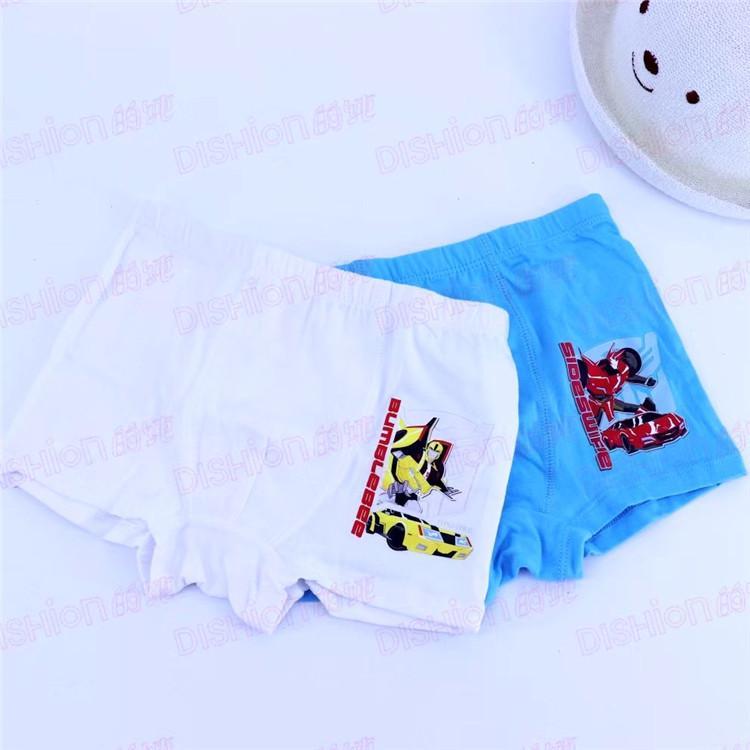 品牌童装迪士尼内裤 童装直播货源 品牌折扣批发走份 纯棉儿童内裤