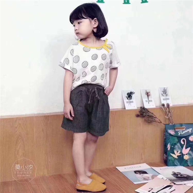 品牌童装秋装一手货源