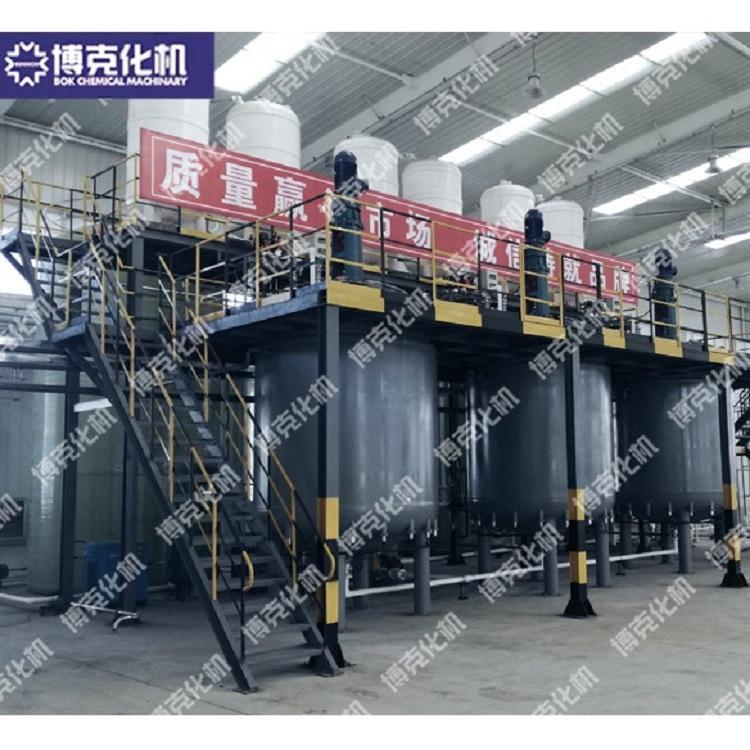 减水剂设备批发 博克减水剂整套设备 减水剂合成设备 厂家供应可定制