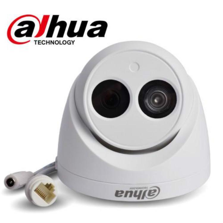 网络高清半球监控摄像机批发 大华 监控安装销售