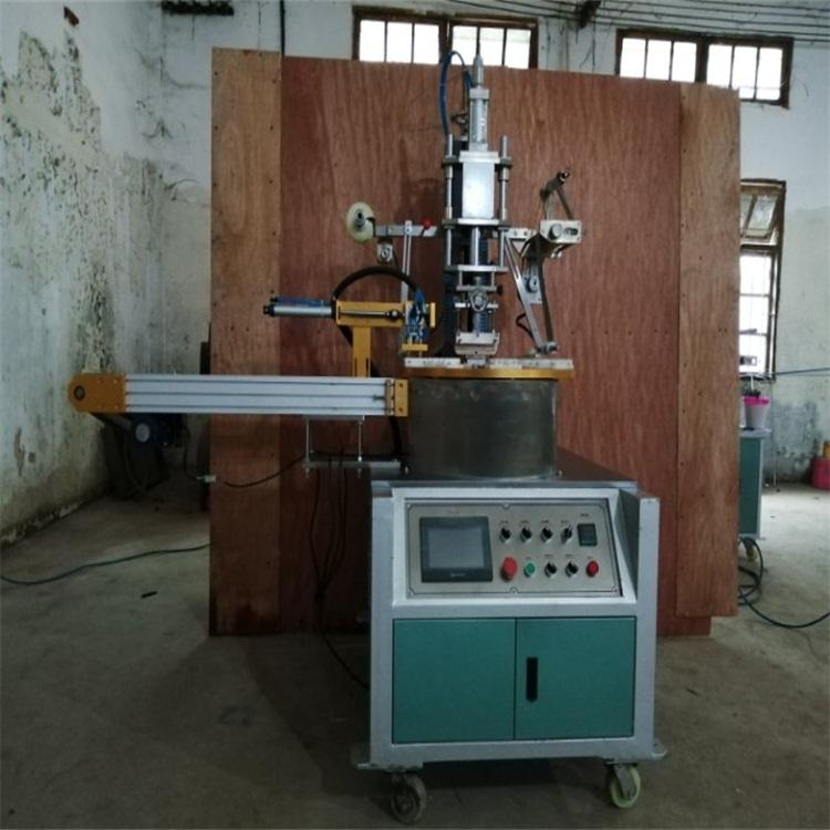 骏晖印刷 八工位转盘烫金机 转盘平面烫金机 厂家报价