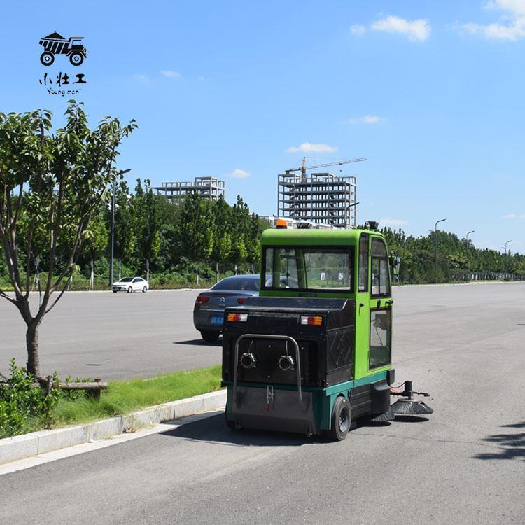 景鑫 大型扫地机 清洁扫地车 电动扫地机