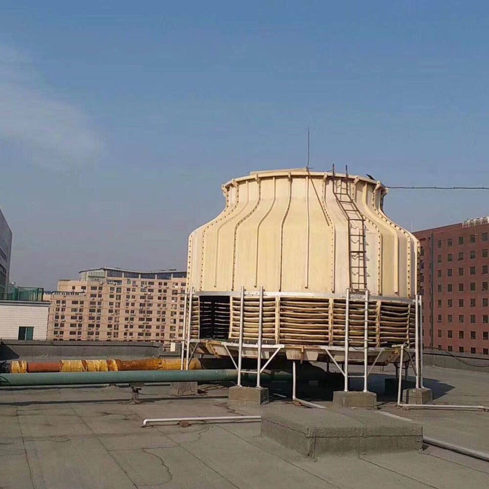 宏丰生产玻璃钢冷却塔 圆形逆流式 方形横流式 高温闭式工业凉水塔 冷水塔