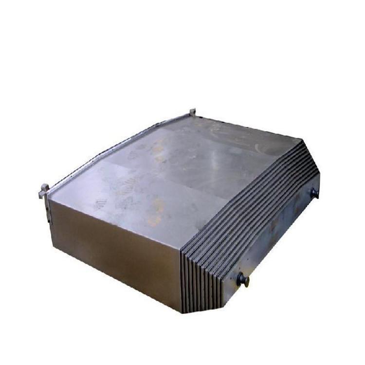 锡久生产加工 机床钢板防护罩 机床防碎屑防护罩