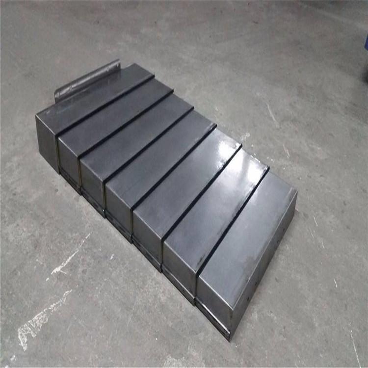 锡久生产批发 钢板防护罩机床 850机床钢板防护罩
