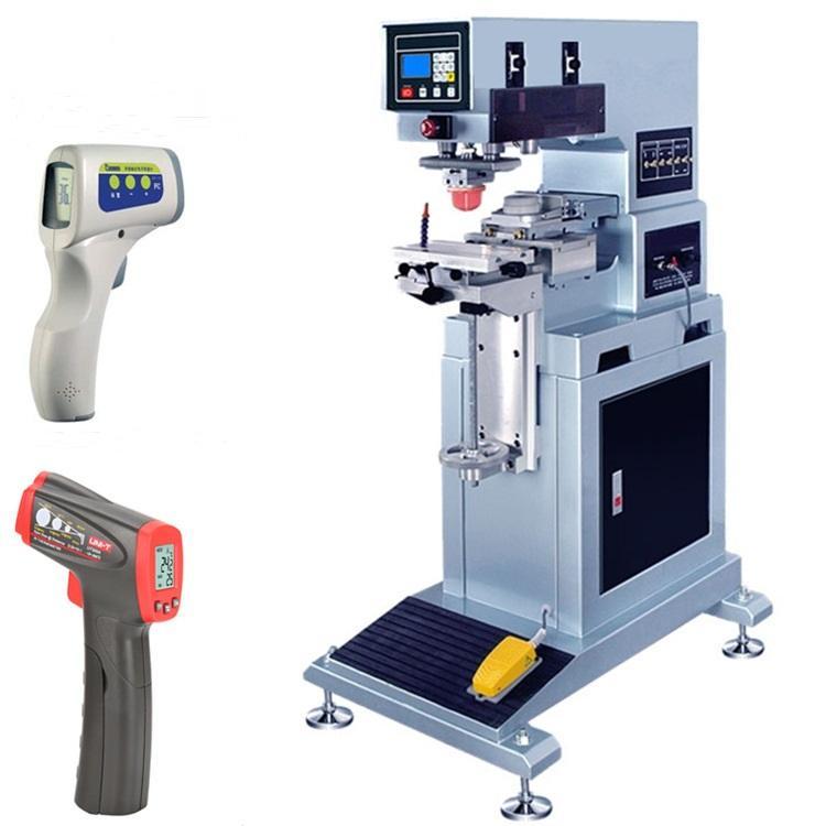 广东东莞骏晖移印机厂家五金塑胶电子电器商标印刷机自动印刷移印机价格