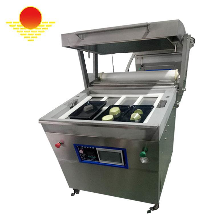 泓宏机械型号1000 休闲食品包装机 休闲食品包装设备 小型食品加工设备 真空包装机
