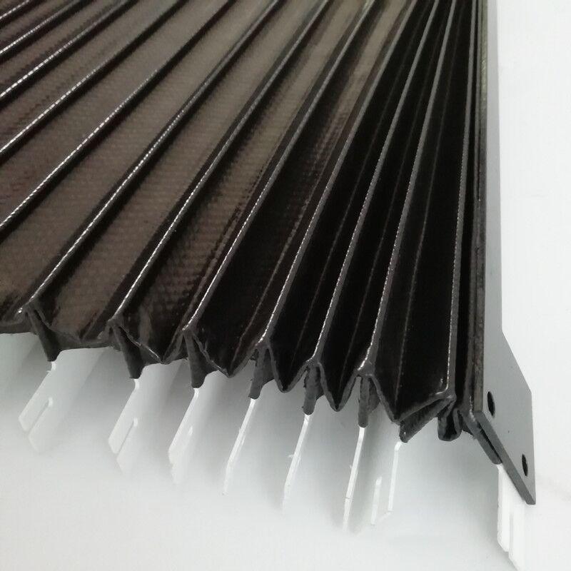 数控机床专用防护罩 中德定制 重型机床防护罩厂家