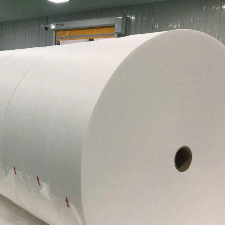 一次性用品卸妆棉原料 可拉伸 纹绣棉片 卸妆棉湿巾原料 润达