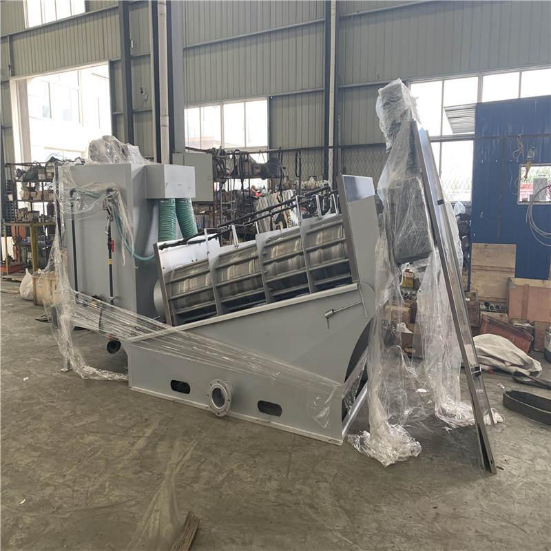 凌志源头工厂直卖 101叠螺式污泥脱水机 叠螺式污泥脱水机 叠螺机